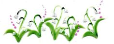 lilies of the valley tattoo - Google Search