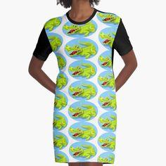 Shop von Herogoal | Redbubble Short Sleeve Dresses, Dresses With Sleeves, Grafik Design, Shopping, Fashion, Us Travel, Woman Dresses, Moda, Sleeve Dresses