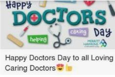 Happy Doctors Day, Personal Care, Self Care, Personal Hygiene
