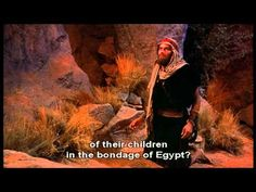 The Ten Commandments Moses And The Burning Bush. Modern Miracles, Prince Of Egypt, Kings Of Israel, Burning Bush, Ten Commandments, American English, Love The Lord, The Covenant, Vintage Movies