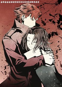 Tags: Baccano!, Chane Laforet, Claire Stanfield. The weirdest couple ever, but you absolutely love them.