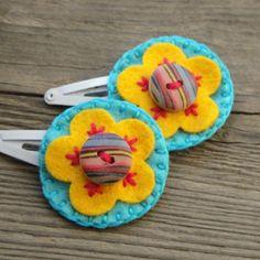 Simira - Kytičkové sponečky - crochetka