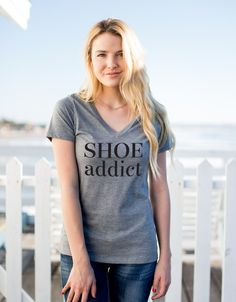 Shopping Inspired Graphic Tees | Jane