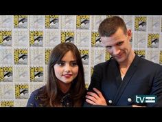 Doctor Who (2013): What Matt Smith & Jenna Coleman Will Miss The Most - YouTube