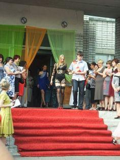 Prom Night In Ukraine