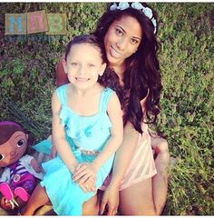 Mixed Race Babies- African American and Causasian. Meiah Stills.