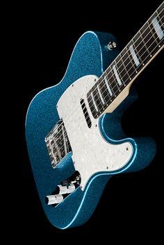Fender 60 Tele NOS Blue Sparkle MBYS #fender #guitar #thomann #customShop