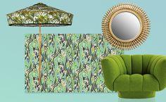 Le parasol adéquat, le bon drap de bain, et tous les meubles et objets qui font…