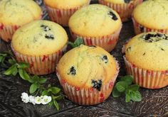 Dessert Recipes Archives - Page 39 of 77 - Recipe Patch Sweets Recipes, Muffin Recipes, No Bake Desserts, Buttermilk Cookies, Recipe Patch, Blue Berry Muffins, Quick Bread, Scones, Food To Make