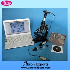 microscope medical with 100x lmmersion with digital camera 5mo for laptop
