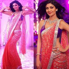 Shilpa Shetty in Wedding Da Season Hai | #NeetaLulla #FashionDesigners
