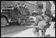 US Army Rangers, Comiso, Sicily, 1943. Phil Stern: Classic WWII Photos, Italy, 1943 | LIFE.com