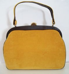 Rare Vintage 1950'S Ladies Purse Hand BagMade by ALEXLITTLETHINGS #Vintage #OnlineShopping.