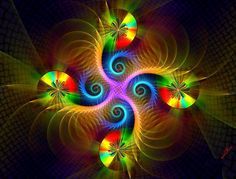 Different fractal