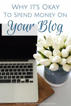 Once I realsed it was okay to spend money on your blog a whole new world of blogging opportunities opened up. I fell in love with my blog even more!