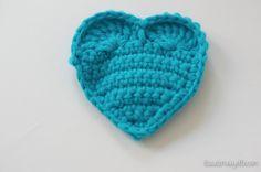 Lau Demoizelle: [TUTO] Coeur au crochet