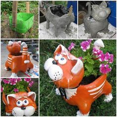 Adding cute animal planters in the garden is a fun way to enhance the overall beauty of your garden. I used to feature a DIY project to make piglet planter from plastic bottles and it became very popular on my Facebook. If you missed it, you can view it via this …