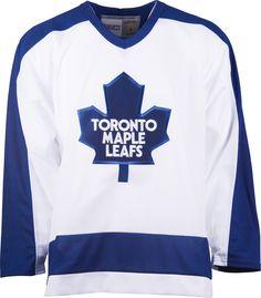 Toronto Maple Leafs CCM Vintage 1978 White Replica NHL Hockey Jersey 91ffcba99