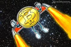 Bitcoin Crushes $9000 on Growing Signs of Mainstream Adoption Wall Street Interest