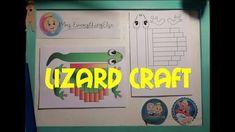 Art Activities, Classroom Activities, Classroom Decor, Lizard Craft, Surfer Kids, Have Fun, Encouragement, Clip Art, Crafty