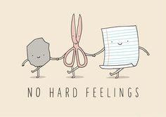 Ilustrações para inspirar um dia feliz