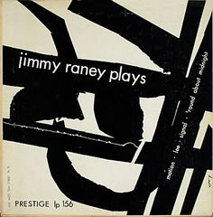 Jimmy Raney, Prestige 156 Design: David X. Young