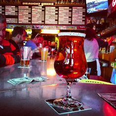 Toronado: Beer enthusiast? This place has a TON of beers on tap. Go next door and get a sausage from Rosamunde and enjoy it here.