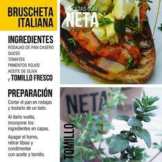 Comer sano y sabroso nos inspira / Así cenamos las #NETAS / Así nos inspiramos