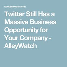 Read this post if you are a business looking to expand through social media. Online Marketing, Social Media Marketing, Twitter For Business, Business Look, Business Opportunities, Opportunity, Internet Marketing