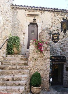 Hilltop Towns of France   Eze