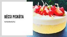 Bécsi piskóta Cheesecake, Food, Cheesecakes, Essen, Meals, Yemek, Cherry Cheesecake Shooters, Eten