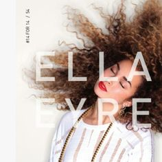 Premiere on YMT: the 19 year-old Diva Ella Eyre and her latest track, All About You off her Deeper EP.