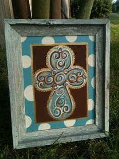 cross canvas..I want this!!