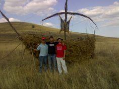 http://bachoart.yolasite.com  Our Land Art in the fields of east Georgian region