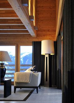 Portfolio, Nicky Dobree, Interior Designer, Interior Design, Luxury Ski Chalet Design, Ski Chalet Designer, Residential Interiors, Contemporary Residential Interiors, Grand Designs, International Interior Design Awards