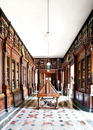 Candida+Höfer,+Biblioteca+Nazionale+Napoli+II++@artsy