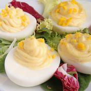 Telor Madura (eieren in milde kruidensaus)