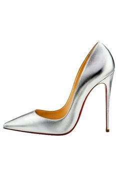 Christian Louboutin - Women's Shoes - 2014 Spring-Summer #weddingshoes