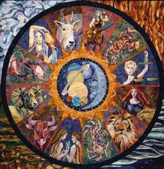 ancient astrology art - Google Search