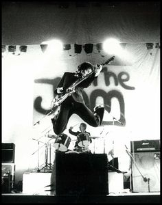 O último show do The Jam - Move That Jukebox