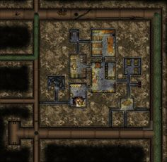Greyhawk sewers thieves hideout by simonutp on DeviantArt