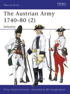 This is an account of the uniforms, insignia, weaponry, campaigns and military practices of the Infantry of Maria Theresa's Austrian Army between 1740 and 1780, a period when the Austrian forces proved themselves to be one of the best armies in Europe, fighting in the War of Austrian Succession and the Seven Years War.