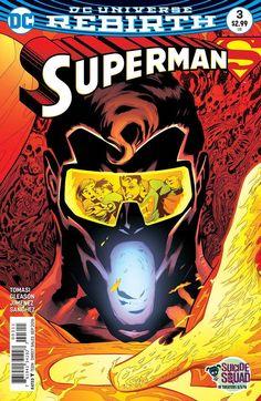SUPERMAN #3 (2016)