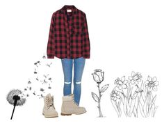 """""""Untitled #98"""" by hula-hoop ❤ liked on Polyvore featuring Topshop, Timberland, rag & bone, women's clothing, women's fashion, women, female, woman, misses and juniors"""