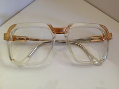 29de09f04d3 brother vintage eyeglasses- copy of the Cazal style that caused murders in  the 80s.