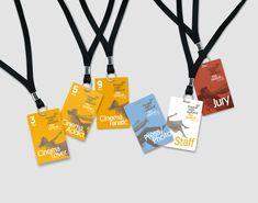 Prague Film Festival - Accreditation Cards
