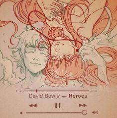 RIP David Bowie by Picolo-kun.deviantart.com on @DeviantArt