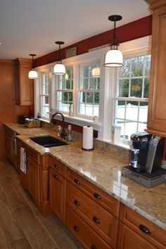Traditional Kitchen Design Ideas, Pictures, Remodel and Decor