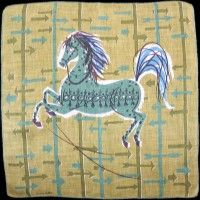 Tammis Keefe handkerchief.