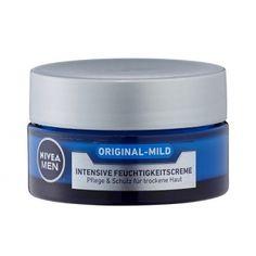 Men Intensive Moisturising Cream by Nivea for Men Cosmetic 50ml